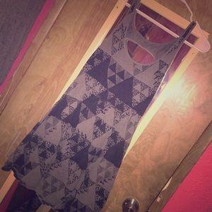 Obey mini patterns dress